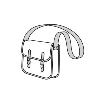 Burda Style | burda style magazine - 2/2010 Shoulder Bag #147B