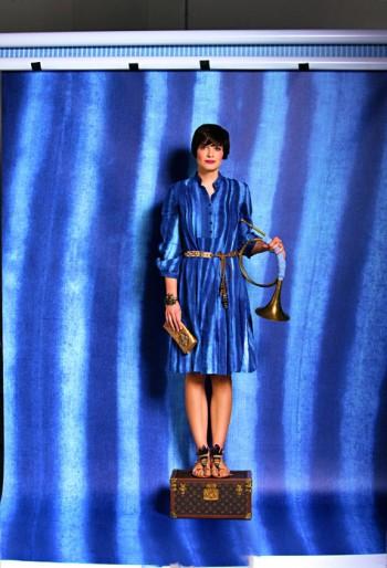 Burda Style | Dress 5/2010 #101
