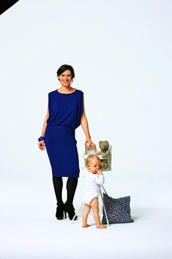 Burda Style | Jersey Dress 5/2010  #105