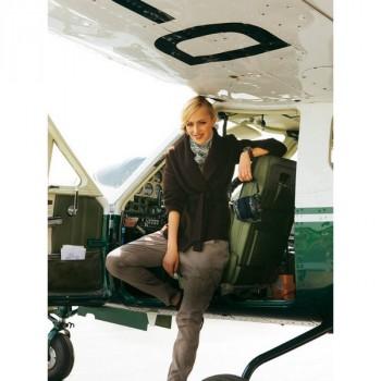 Burda Style | Belted Jacket 10/2010 #107