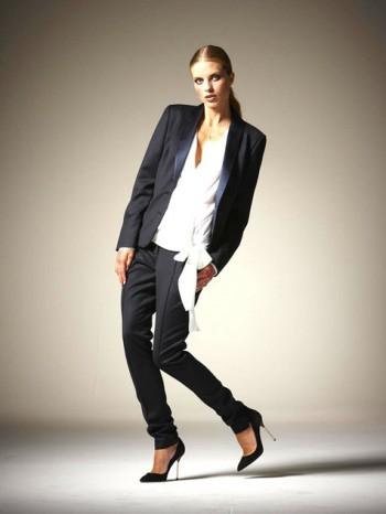 Burda Style | Wrap Blouse 11/2010#109