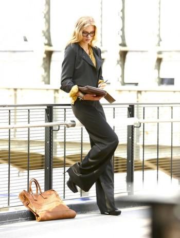 Burda Style | Wide Legged Trousers (Petite-Size) 11/2010#129
