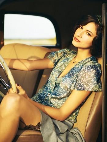 Burda Style | Short Sleeve Blouse 01/2011#102