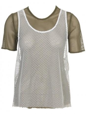 Burda Style | 02/2011 Mesh shirt #129