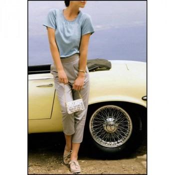 Burda Style | 5/2011 Trousers #124