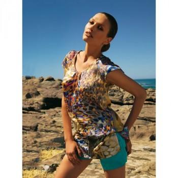 Burda Style | Tunic Top 5/2011#103
