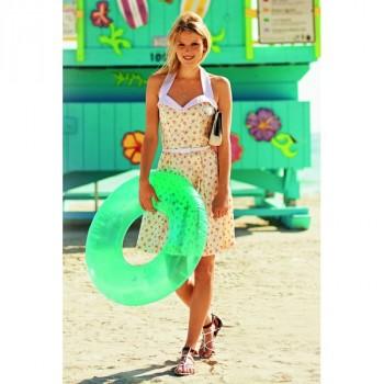 Burda Style | 06/2011 Halter dress #116