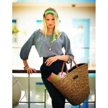Burda Style | 06/2011 Peasant blouse #124A