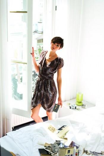 Burda Style | Wrap Dress 09/2011 #104