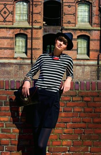 Burda Style | Wrap Skirt 09/2011 #110A