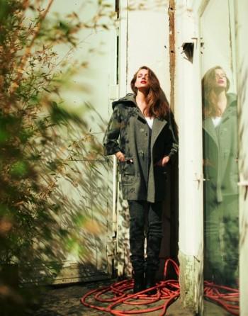 Burda Style | Duffle Coat 09/2011 #113