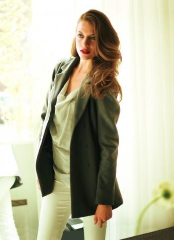 Burda Style | Double breasted jacket 09/2011 #123