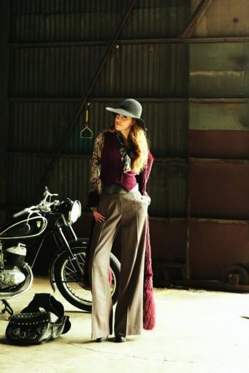 Burda Style | Corduroy Waistcoat 10/2011 #126B