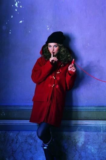 Burda Style | Duffle coat 11/2011 #111