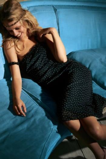 Burda Style | Nightgown 01/2012 #129