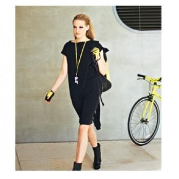 Burda Style | Tunic Dress 02/2012 #119
