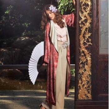 Burda Style | Silk Robe 02/2012 #106