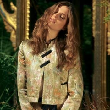 Burda Style | Mandarin Collar Jacket 02/2012 #112