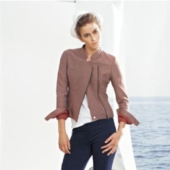 Burda Style | Asymmetric Jacket 03/2012 #116