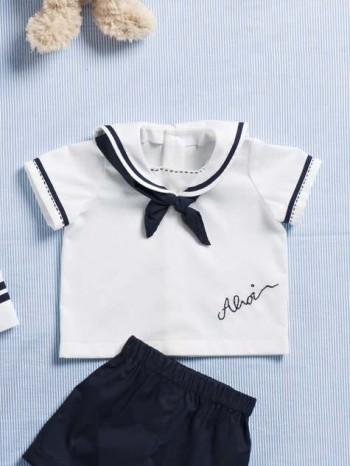 Burda Style | Sailor Baby Top 07/2012 #142