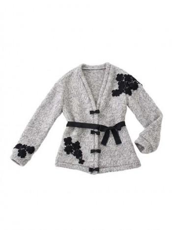 Burda Style | Girl's Cardigan 08/2012 #150