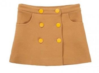 Burda Style | Girl's Mini Skirt 09/2012 #153