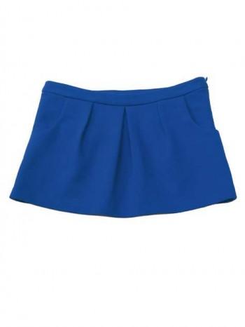 Burda Style | Pleated Skirt 08/2011 #144B