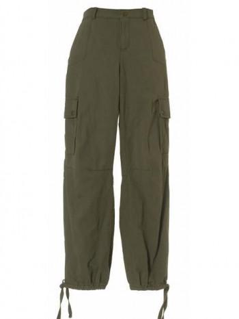 Burda Style | Cargo Trousers 10/2010 #150