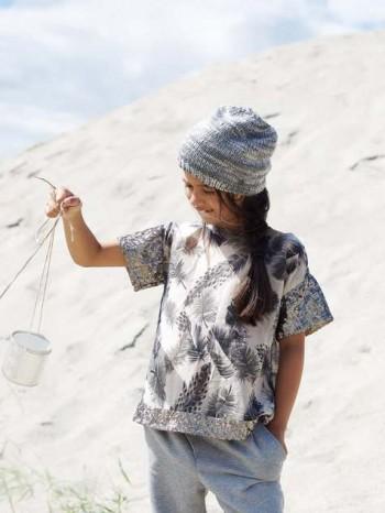 Burda Style | Girl's T-Shirt 11/2012 #149