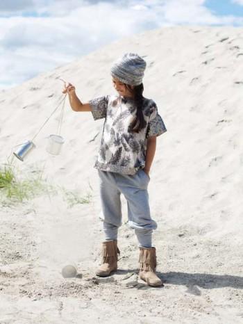 Burda Style | Girl's Styled Sweatpants 11/2012 #154