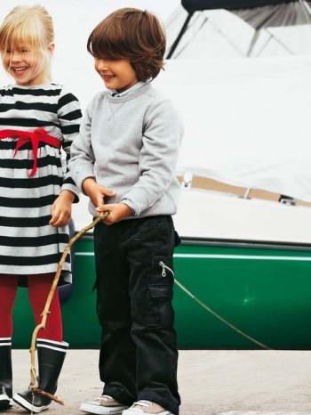 Burda Style | Boy's Cargo Trousers 10/2011 #144