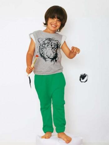 Burda Style | Children's Elasticated Trousers 12/2011 #139