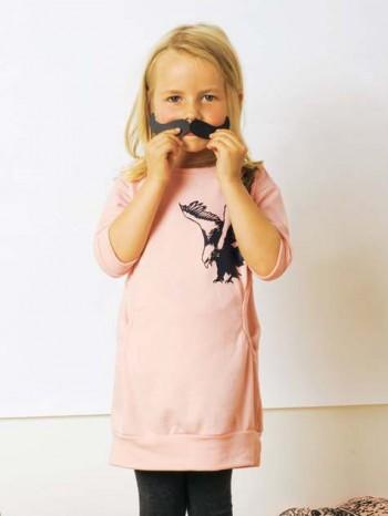 Burda Style | Girl's Long Top 12/2011 #141