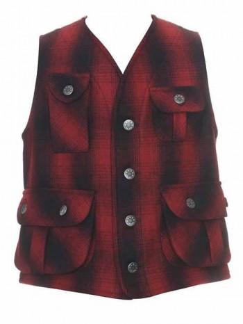 Burda Style | Boy's Cargo Waistcoat 12/2010 #132