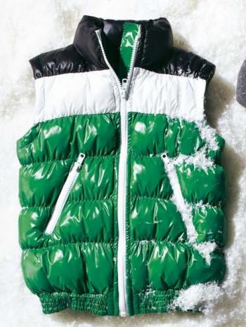 Burda Style | Children's Snow Waistcoat 11/2011 #137