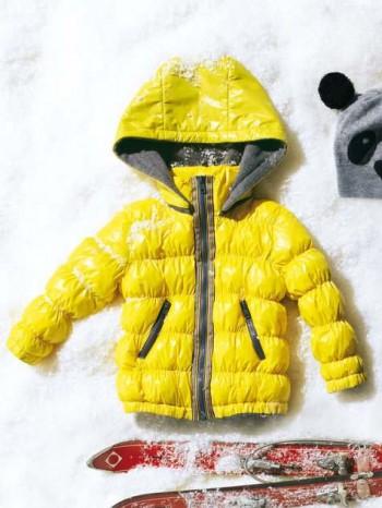Burda Style | Children's Quilted Jacket 11/2011 #138