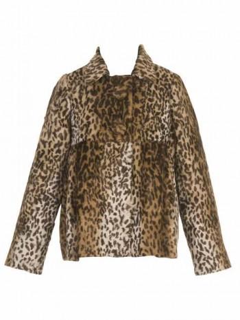 Burda Style | Girl's Leopard Jacket 11/2010 #148
