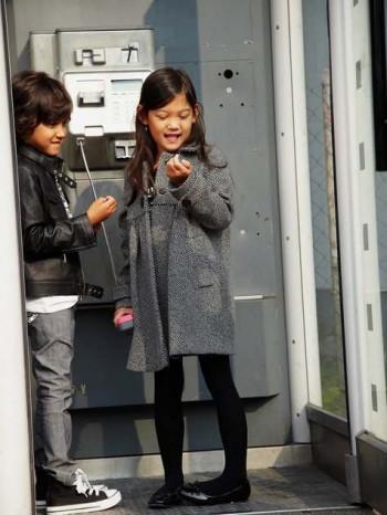 Burda Style | Girl's Coat 11/2010 #147