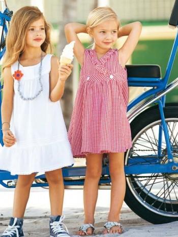 Burda Style | Girl's Underdress 05/2012 #147