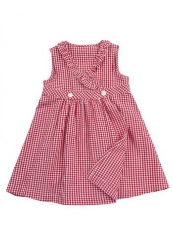 Burda Style | Girl's Wrap Dress 05/2012 #143