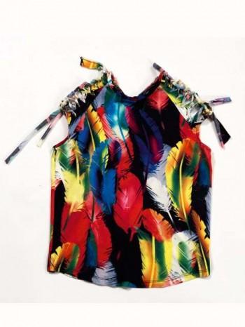 Burda Style | Girl's Cut Shirt 03/2013 #150