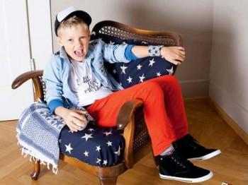 Burda Style | Boy's Jeans 03/2013 #152