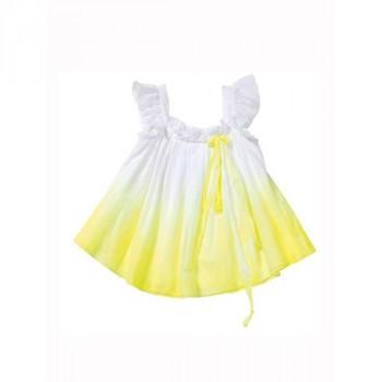 Burda Style | Girl's Sunshine Top 05/2013 #145