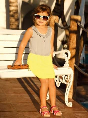Burda Style | Girl's Dress 05/2013 #146