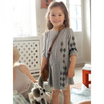 Burda Style | Girl's Elastic Dress 06/2013 #147