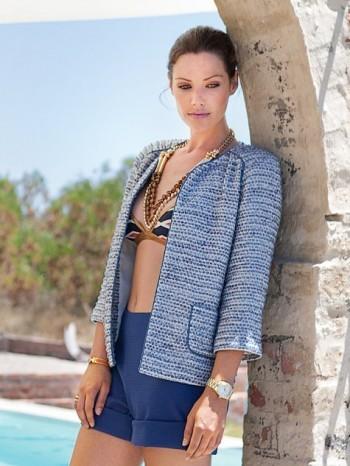 Burda Style | Raglan Jacket 06/2013 #123