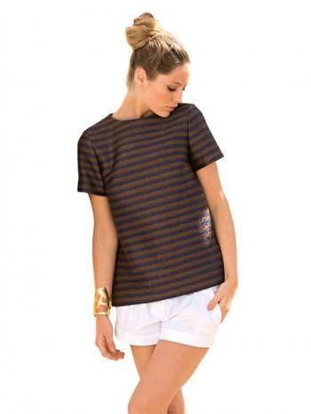 Burda Style | Retro Shorts 07/2013 #105C