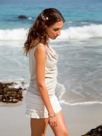 Burda Style | Ruffled Mini Skirt 07/2013 #120