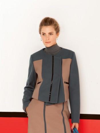 Burda Style | Geometric Jacket 08/2013 #101