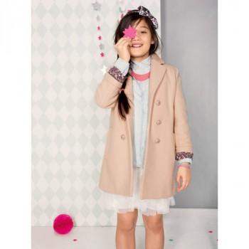 Burda Style | Girl's Peacoat 08/2013 #143